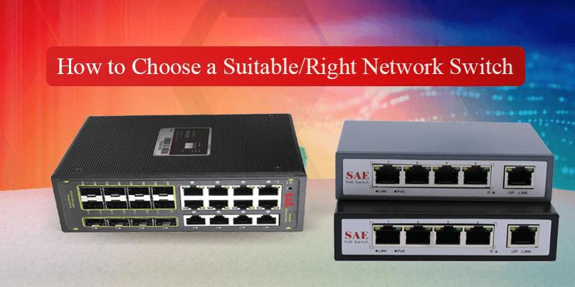 نحوه ی انتخاب مناسب ترین سوئیچ  شبکه (1)