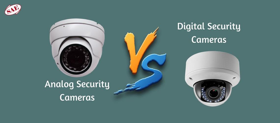 سیستم های دوربین مداربسته آنالوگ و دیجیتال