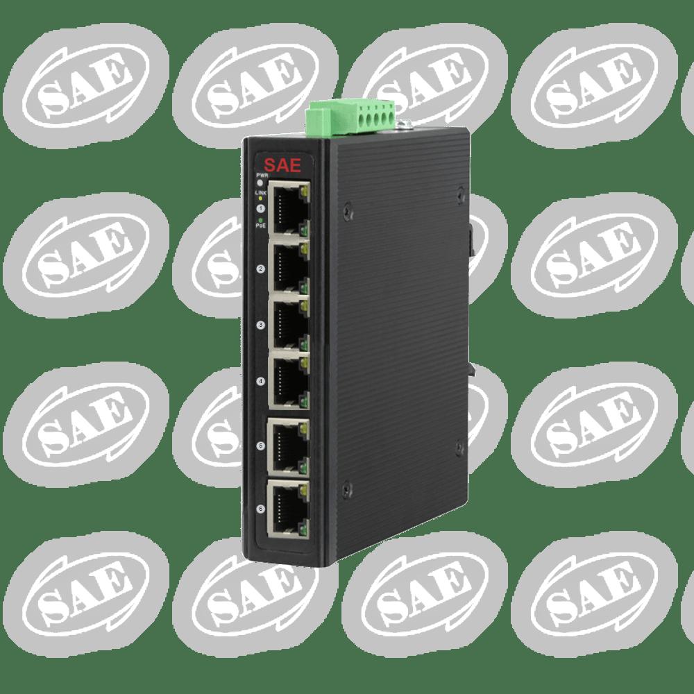 محصول SAE-IPE460F در دسته بندی PoE صنعتی