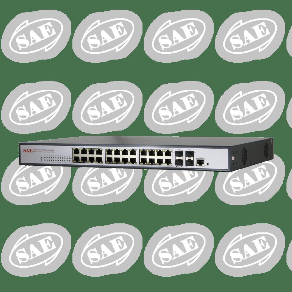SAE-PE242400F-QGSFP-NMS